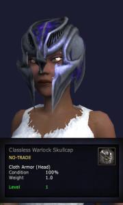 calssless-warlock-hat