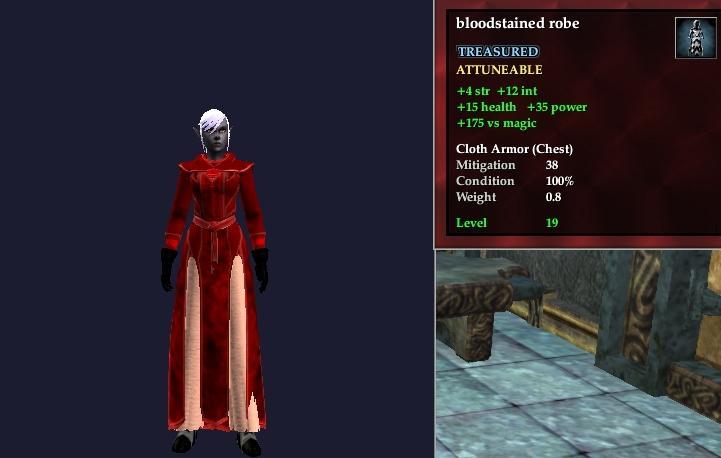 czerwona-robe