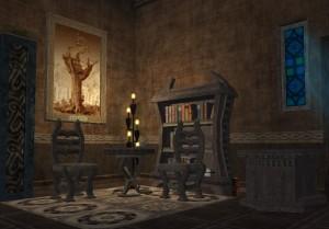 Na wejściu czeka wygodny i elegancki kącik dla każdego kupującego wspaniale wyroby Zefir'a.