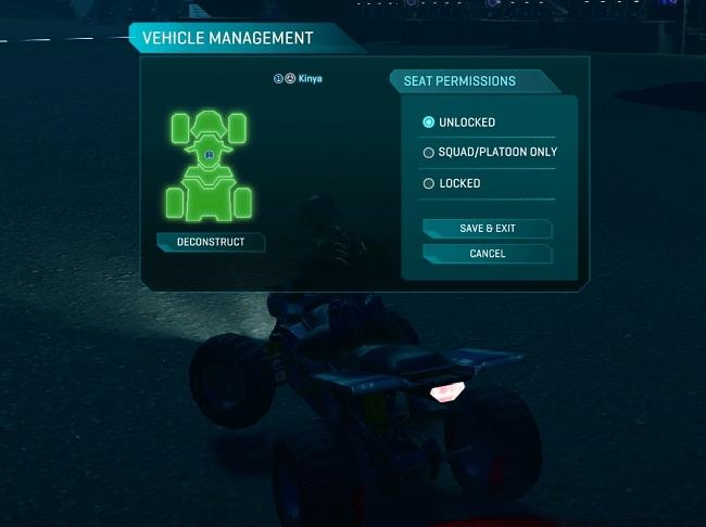 vehicle management