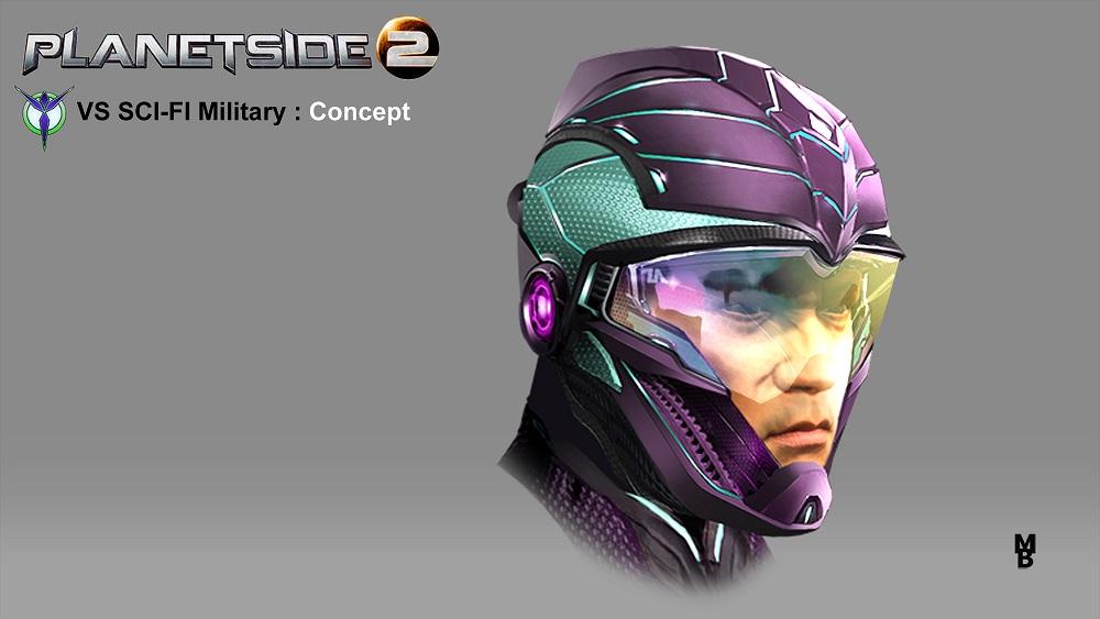 VS Sci-fi Military