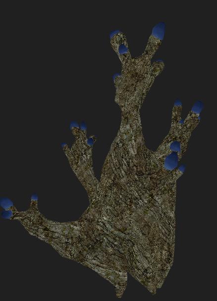 2013_03_13_Hossin_Blue Bulb Tree