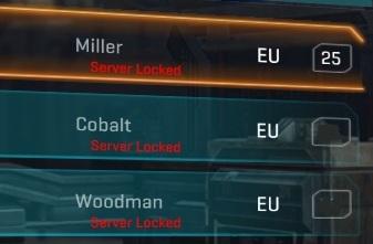 planetside 2 server locked