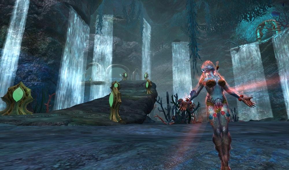 siren's grotto syrena