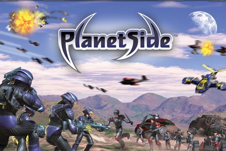 PlanetSide-Logo