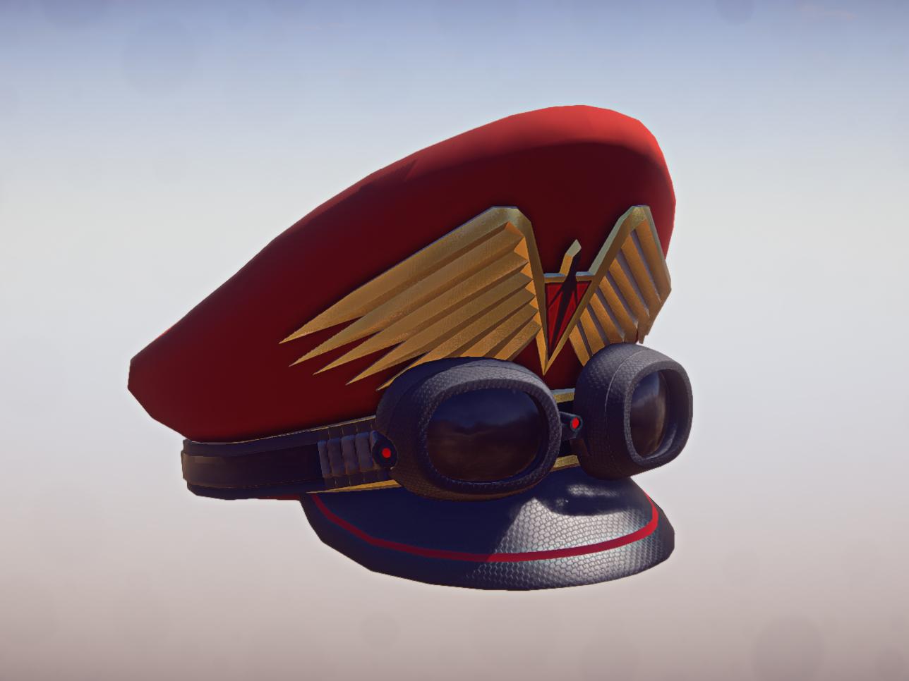 comissar hat