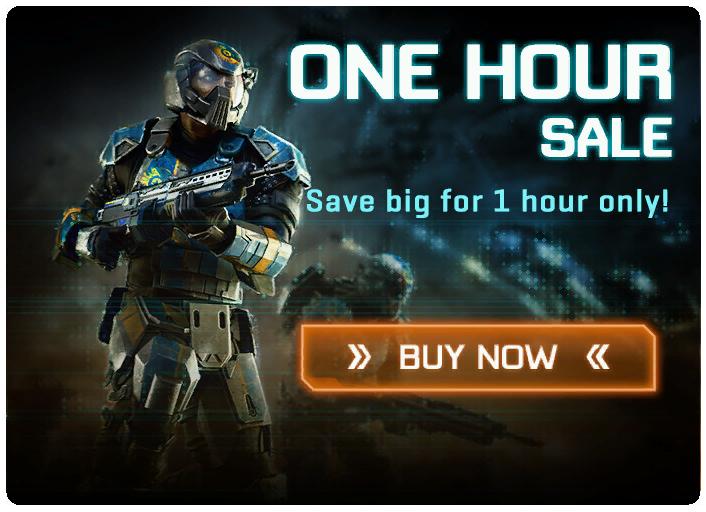 gu09_one hr sale