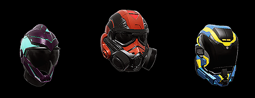 helmets all classes