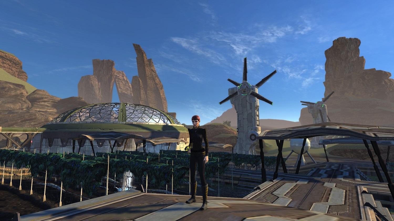 kolonia Romulan