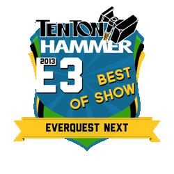 2013_E3_ten tonhammer best in show