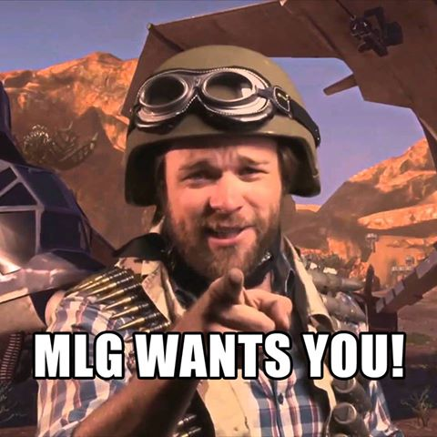 MLG wants you higby