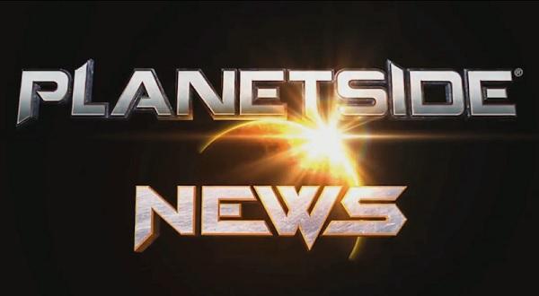 Planetside News logo