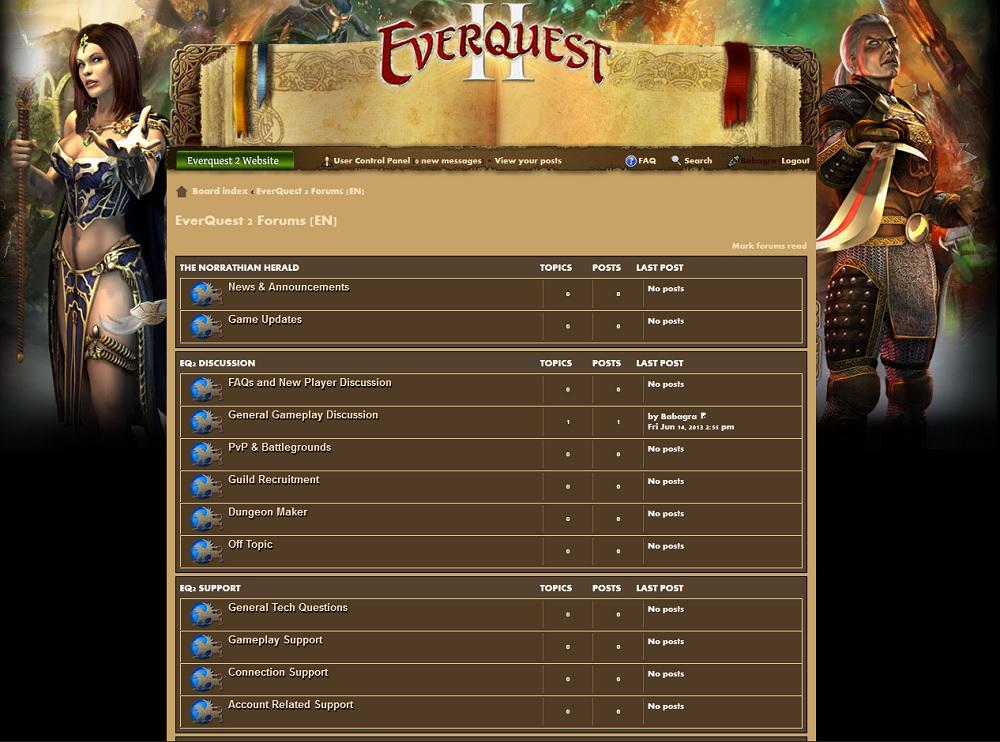 forum eq2