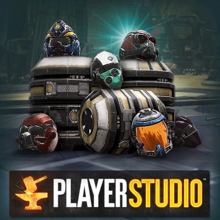 Player Studio planetside logo