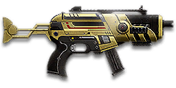 TR SMG gold