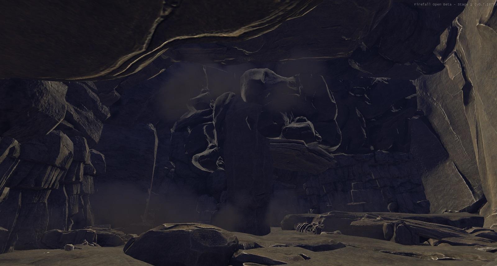 firefall jaskinia