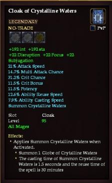 heritage_cloak of crystalline waters