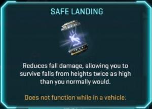 implant_safe landing