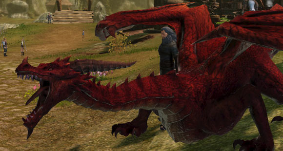nagafen dragons prophet