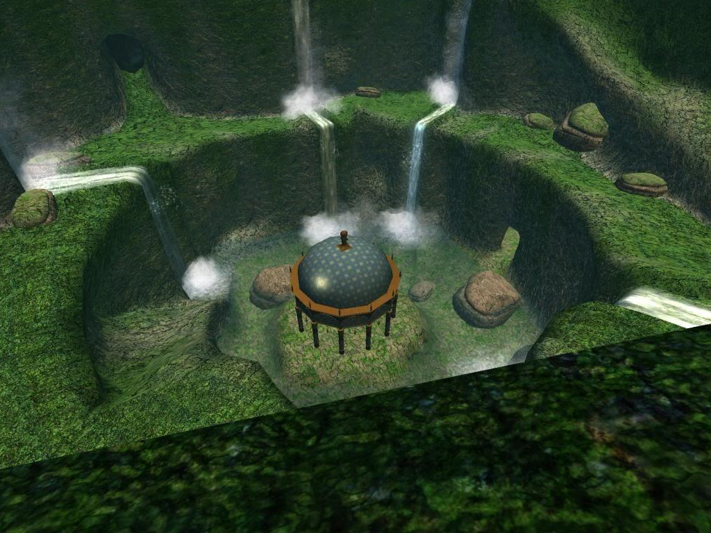 Cave of Wonder (wejście)