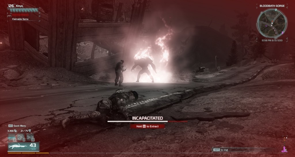 Defiance 2013-08-21 death by volge