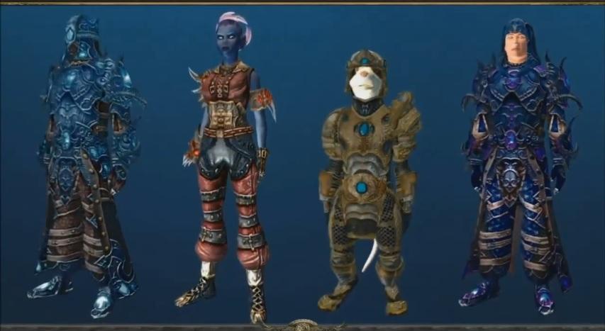 Heroic Characters eq2