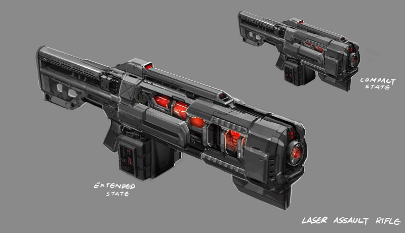 NC_Player studio_Concept_-_Laser