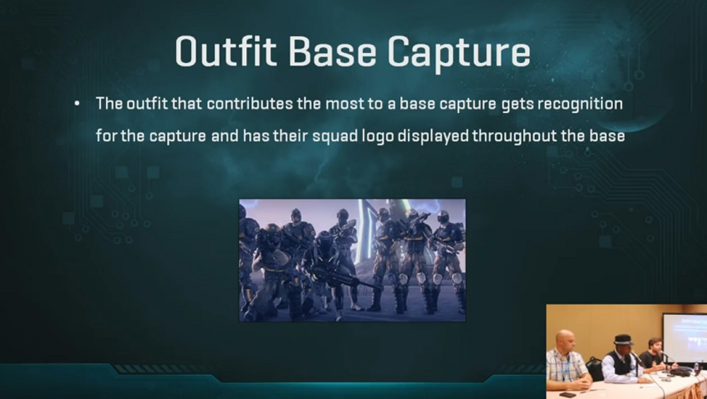 Outfit base capture