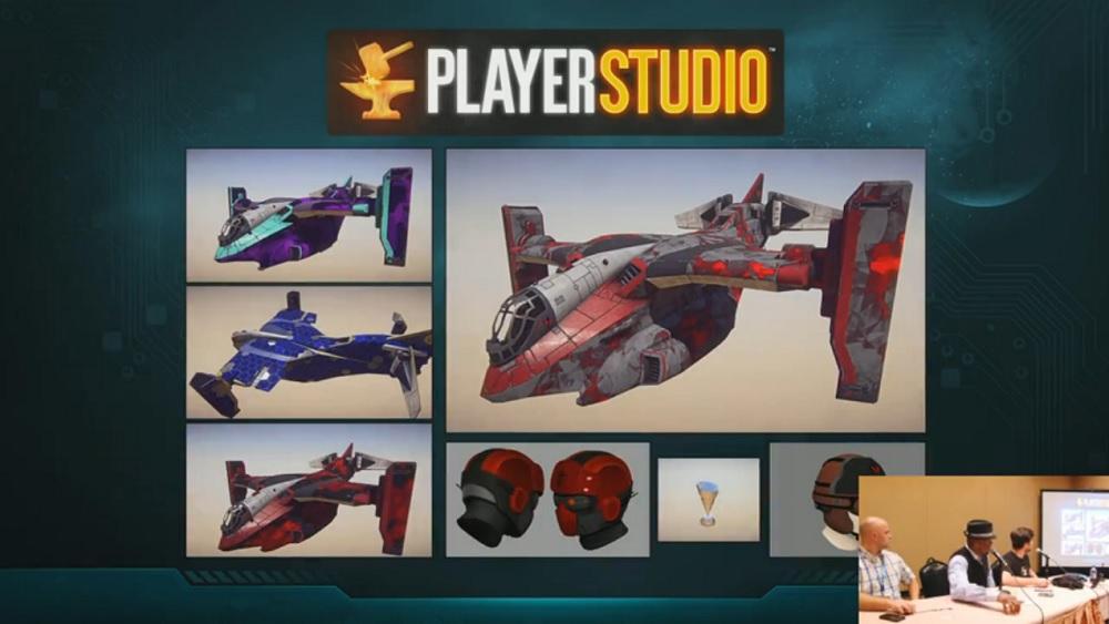 Player Studio zaakceptowane