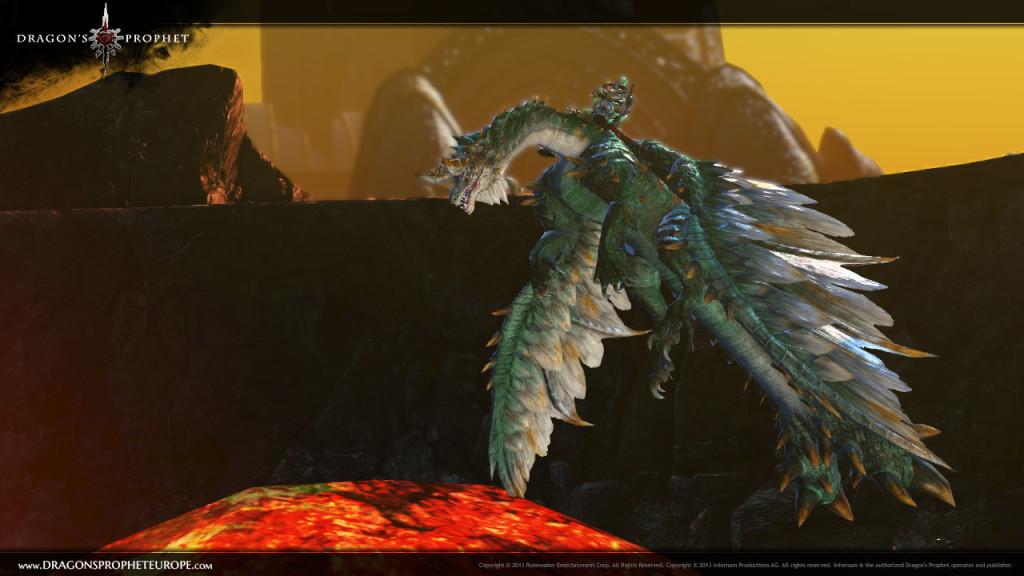 Whispering Wind dragon infernum