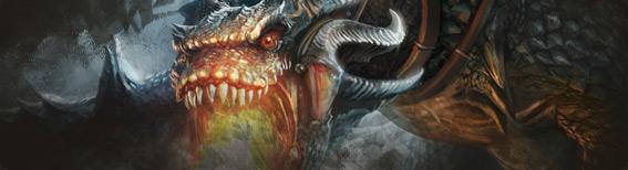 patch logo dragon's Prophet