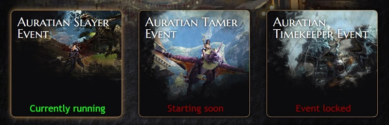 Auratian Autumn Event