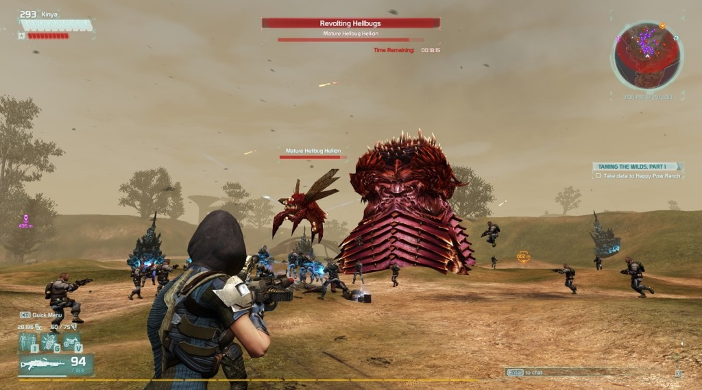 Defiance 2013-08-29 Arkfall Mature Hellbug Hellion