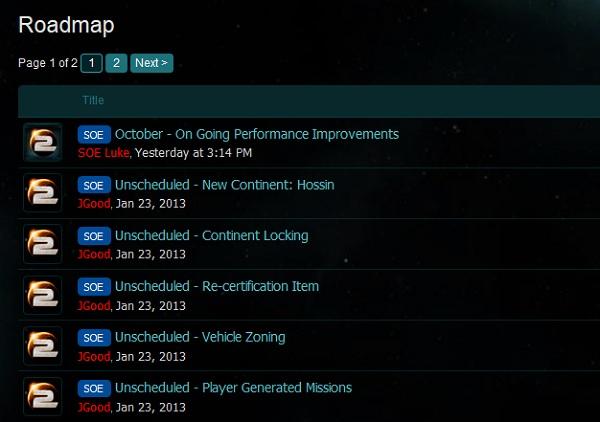 October Roadmap - optymalizacja