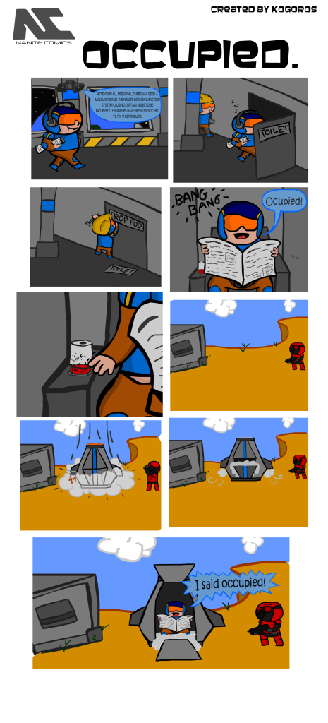 komiks 2 wc
