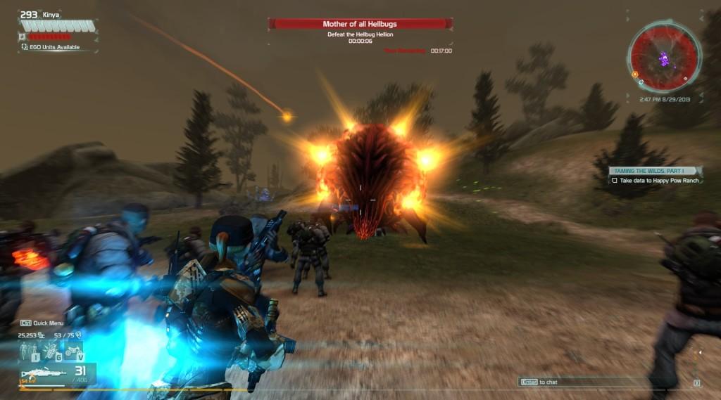Defiance Arkfall Hellbug Matron