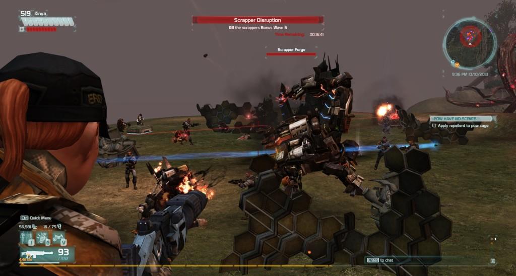 Defiance Scrapper Arkfall