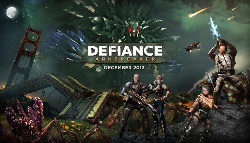 Defiant DLC2 Arkbreaker