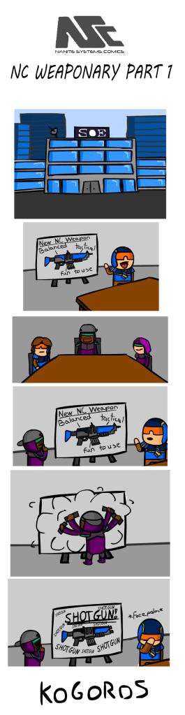 komiks 9 bronie NC