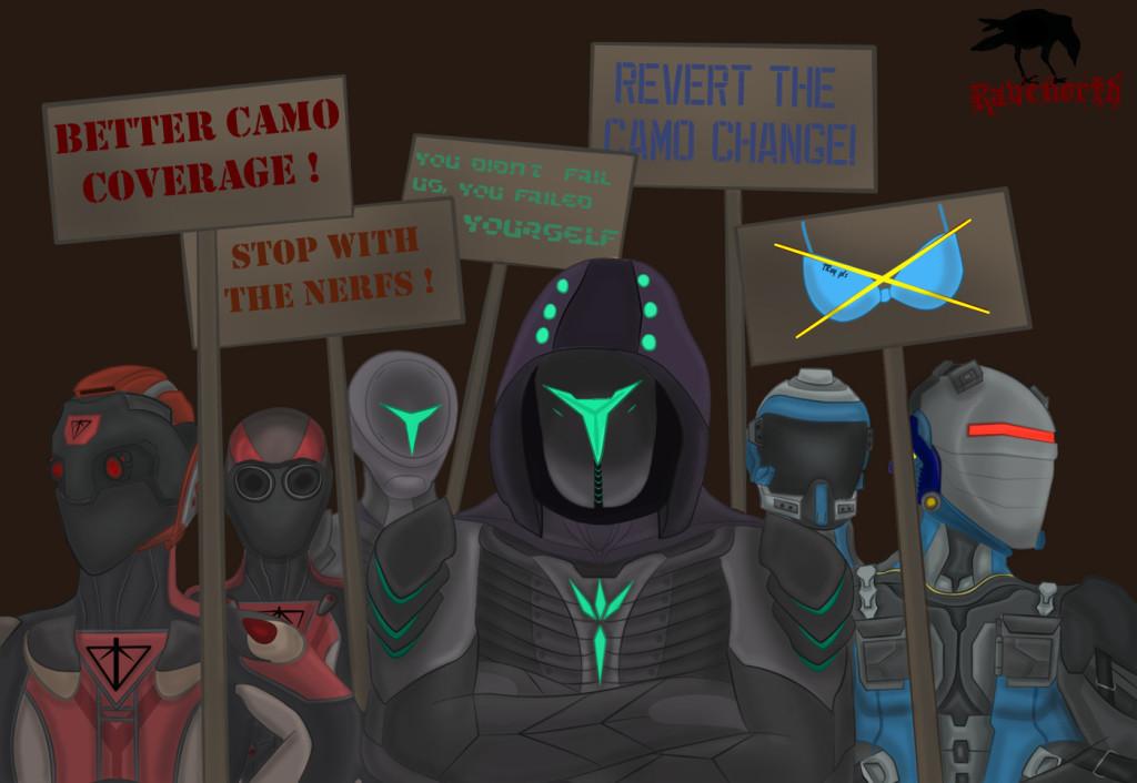 planetside infiltrator stop nerf