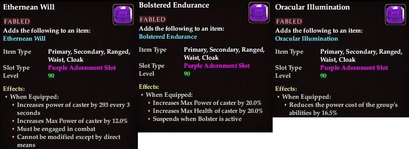 purple war runes ToV
