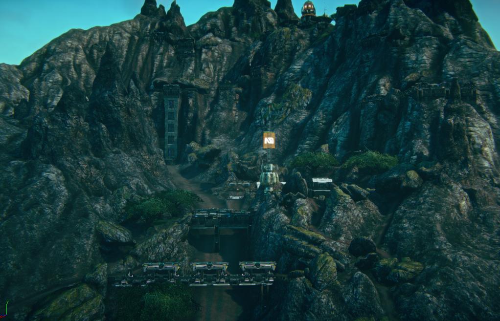 2013_11_09 Rockslide Outpost