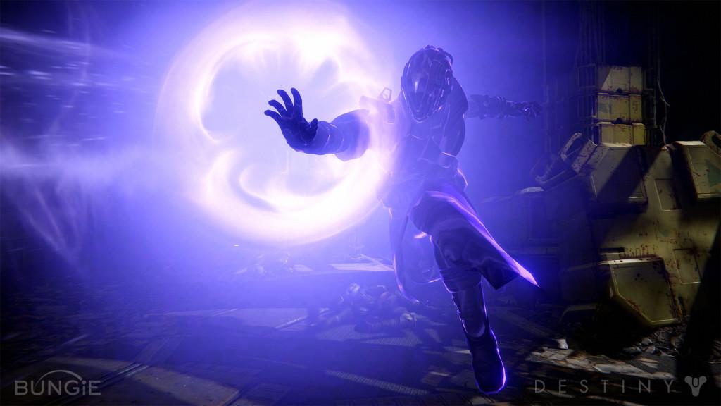 Destiny kosmiczna magia