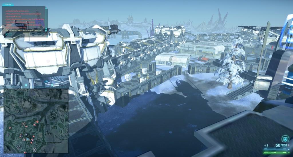 PlanetSide2 2013-11-20 Test Freyr Amp Station