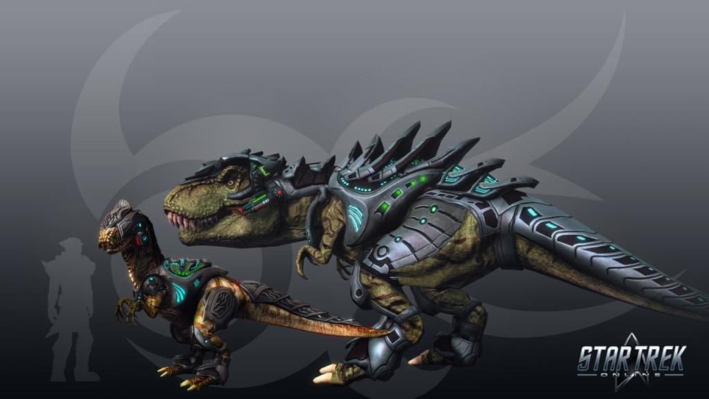 STO dinozaury