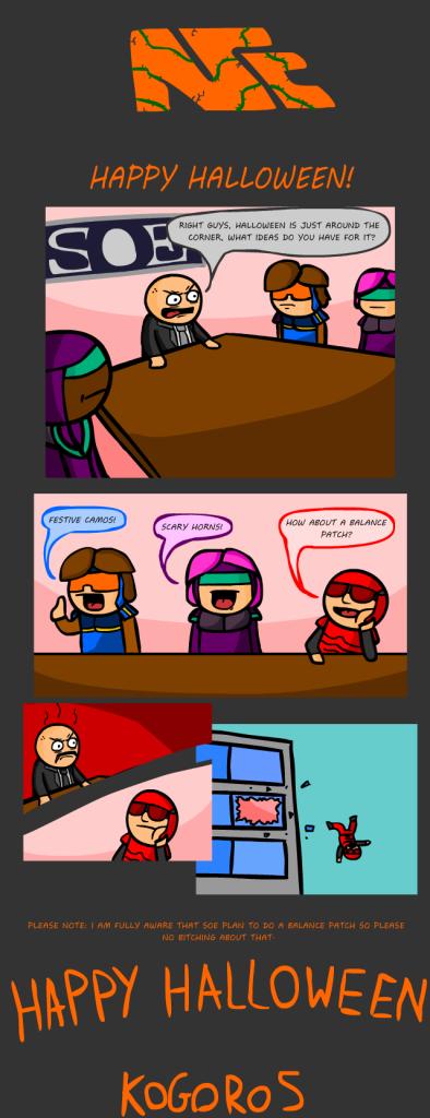 komiks 10 halloween