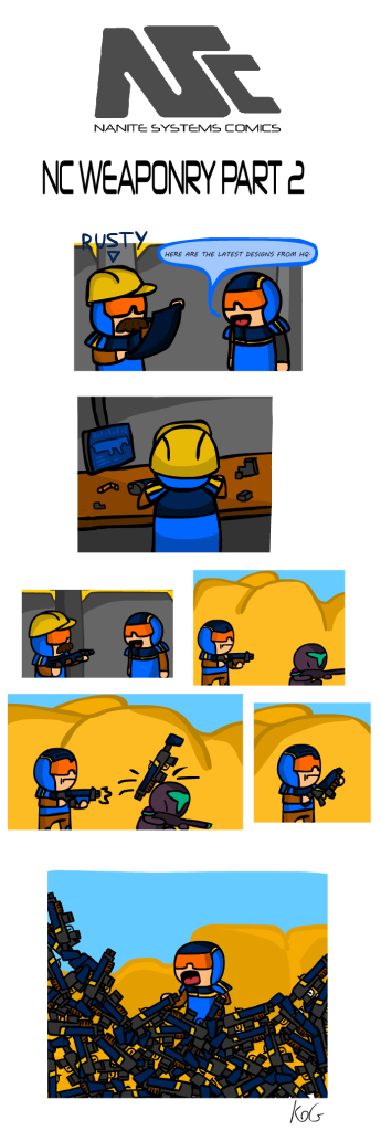 komiks 11 bronie NC