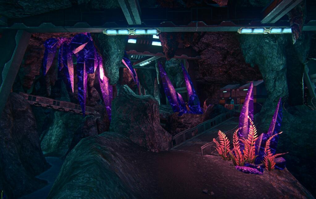2013_12_18 Amerish Ascent Cavern