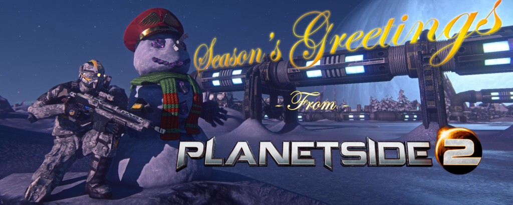 zyczenia swiateczne od Planetside 2