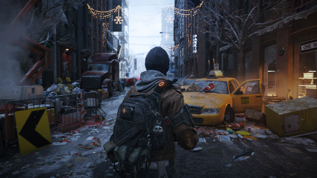 2013_TheDivision postac